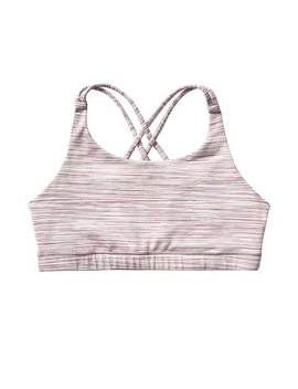 Athleta Girl Spacedye Upbeat Bra 2.0 by Athleta