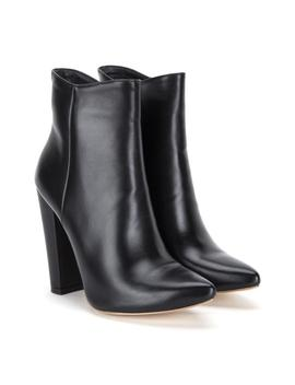 Blade Smooth Ankle Boots by Koi Footwear