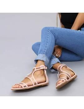 Miso Perspex Sandals by Koi Footwear