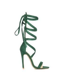 Kia Lace Heels by Koi Footwear