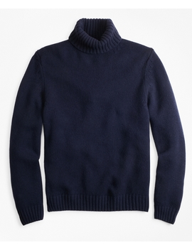 Chunky Turtleneck by Brooks Brothers