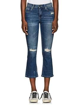 The Micro Kick Flared Jeans by Blanknyc