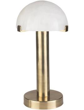 Lelani Table Lamp, Gold by Lulu & Georgia