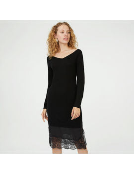 Tamila Sweater Dress by Club Monaco