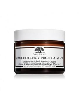 High Potency Night A Mins™ Mineral Enriched Renewal Cream by Sephora