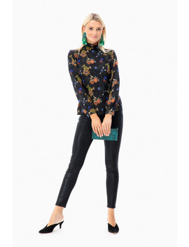 The Turtleneck Blouse by Tucker