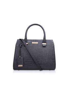 Holly Croc Zip Bag by Carvela