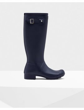 "<Span Itemprop=""Name"">Women's Original Tour Rain Boots</Span>:                     <Span>Navy</Span> by Hunter"