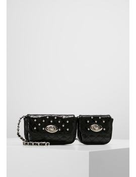 Double Quilted Bum Bag   Torba Na Ramię by Missguided