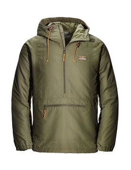 Men's Mountain Classic Insulated Anorak by L.L.Bean