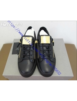 Giuseppe Zanottii Men Fashion Leather Shoes Sneakers 03 by I Offer