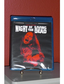 New & Sealed Night Of The Living Dead: Limited Edition (1990)(Twilight Time) by Bonanza