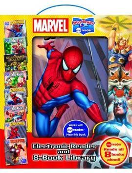 Me Reader Marvel Heroes by Phoenix International, Inc