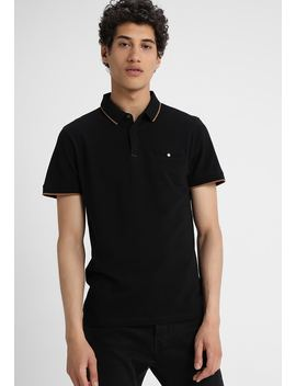 Tipped Jacquard   Poloskjorter by New Look
