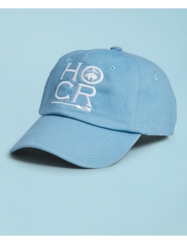 2018  Head Of The Charles® Regatta Baseball Cap by Brooks Brothers