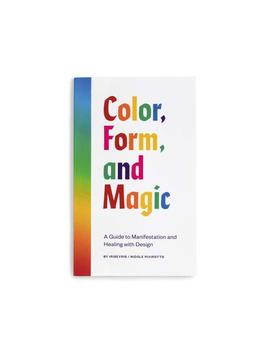 Color, Form, And Magic Book by Ban.Do