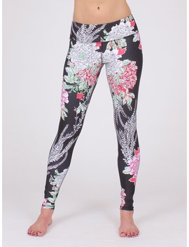 Ferocity Leggings Japonica by Anjali