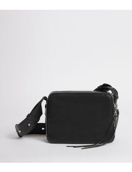 Vincent Leather Crossbody Bag by Allsaints