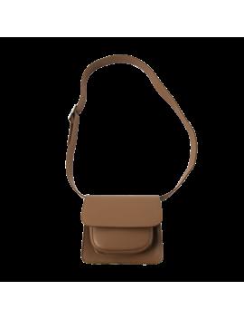 Boxy Crossbody Bag by Stylenanda