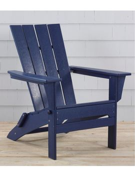 All Weather Adirondack Chair, Square Back by L.L.Bean