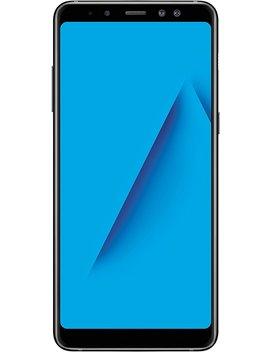 Samsung Galaxy A8+ (Black, 6 Gb Ram, 64 Gb Storage) by Samsung