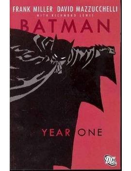 Batman Year One by Frank Miller