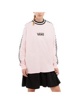 Vans X Lazy Oaf Checkerboard Long Sleeve T Shirt by Vans