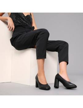 Rus Court Heels by Koi Footwear