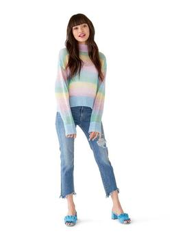 Pastel Rainbow Jumper by Ban.Do