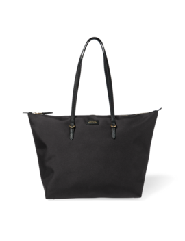 Nylon Oxford Tote by Ralph Lauren