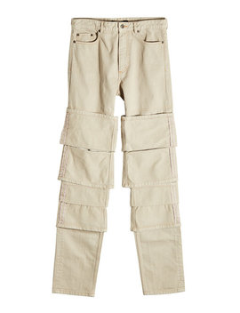 Layered Trousers by Y/Project