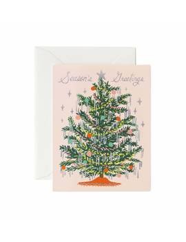 Tinsel Tree by Rifle Paper Co.