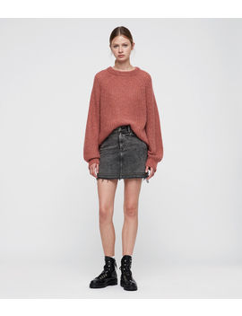Renne Short Sweater by Allsaints