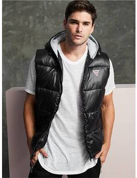 Logan Puffer Vest by Guess