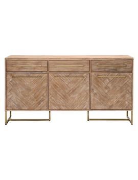 "Harlow 69"" Sideboard, Stone Wash by One Kings Lane"