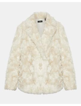 Faux Fur Clairene Jacket by Theory