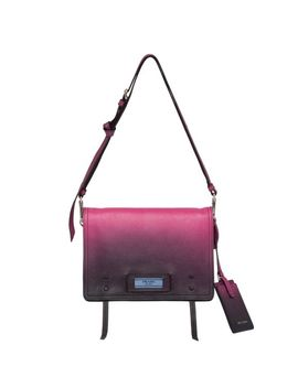 Prada Etiquette Leather Bag by Prada
