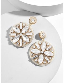 Safiya Resin Drop Earrings by Baublebar