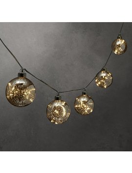 Northern Globe String Lights by Restoration Hardware