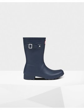 "<Span Itemprop=""Name"">Women's Original Tour Short Rain Boots</Span>:                     <Span>Navy</Span> by Hunter"