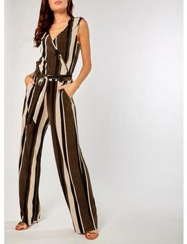 **Only Multi Stripe Jumpsuit by Dorothy Perkins