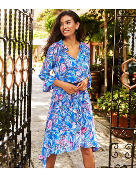 Alyanna Midi Dress by Lilly Pulitzer