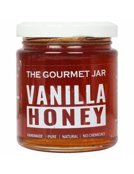 The Gourmet Jar Honey, Vanilla, 240g by The Gourmet Jar