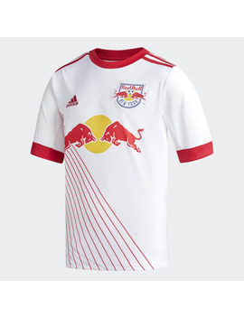 Red Bulls Home Jersey by Adidas