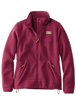 Women's Mountain Classic Fleece Jacket by L.L.Bean