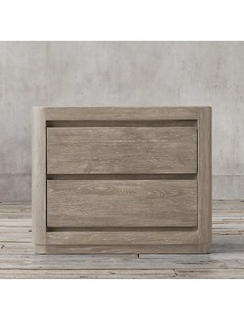"Martens 30"" Closed Nightstand by Restoration Hardware"