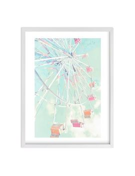 Fair Days 4 Framed Art By Minted® by P Bteen