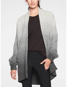 Wool Cashmere Lucca Ombré Wrap by Athleta