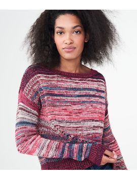 Space Dye Sweater by Aeropostale