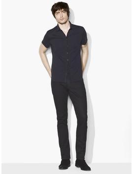 Short Sleeve Knit Shirt by John Varvatos
